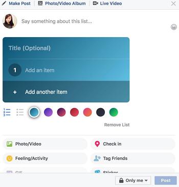 Facebook agrega una nueva opción de 'listas' para ayudar a impulsar el compromiso | Social Media Today
