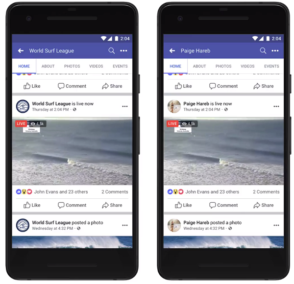 Facebook Adds New Tools to Facebook Live, Including Live Rewind | Social Media Today