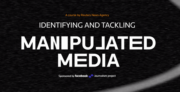 Facebook manipulated media course