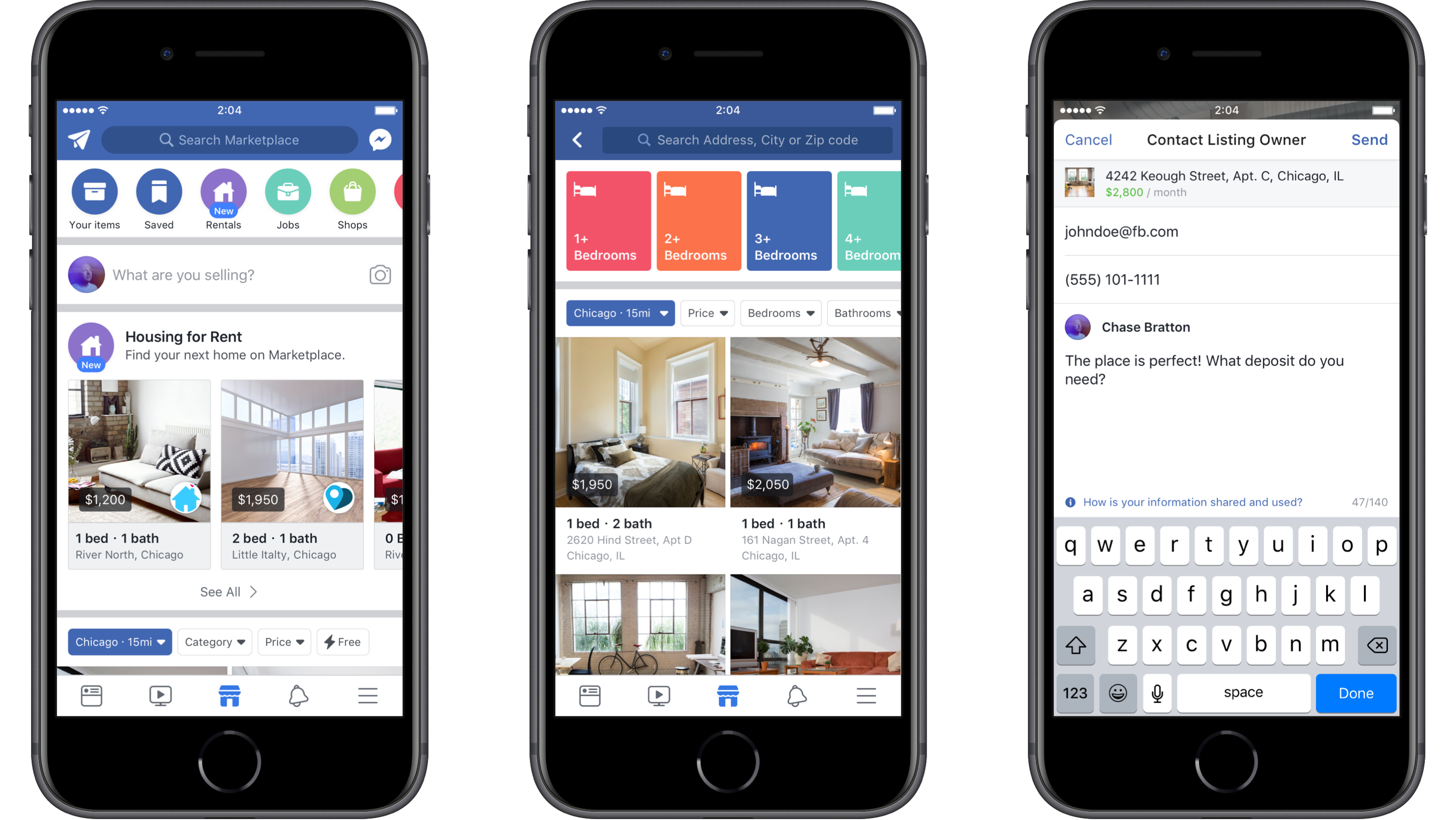 Facebook's Adding a New 'Rentals' Section to Marketplace, Expanding Opportunities | Social Media Today