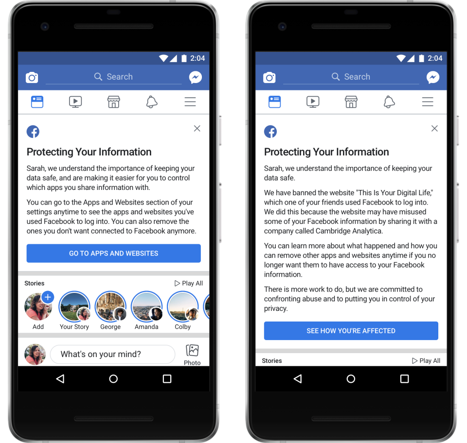 Facebook Implements New Data Controls - But is it Too Late to Stop Misuse? | Social Media Today