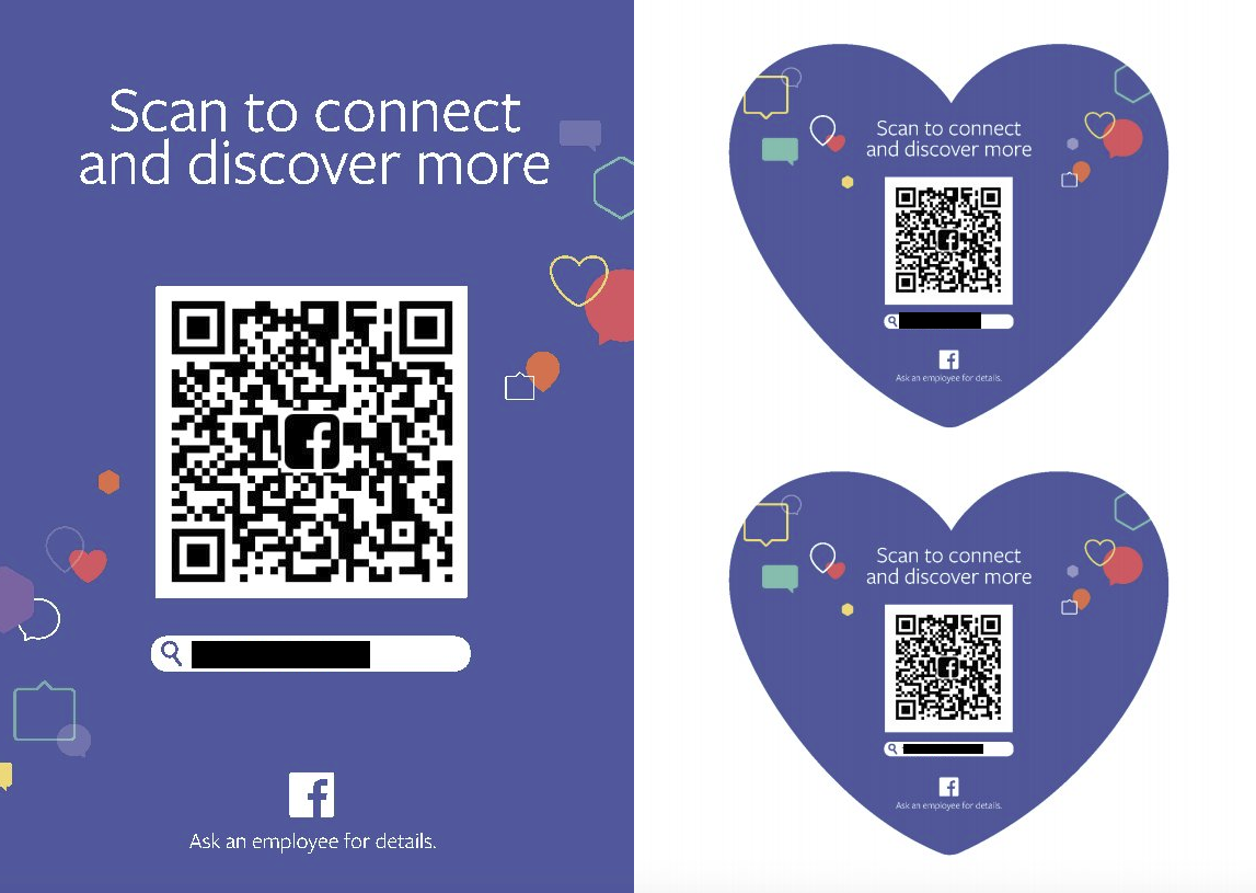 Facebook Adds New QR Code Option for Pages | Social Media Today
