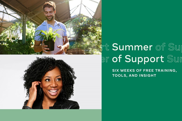 Facebook Summer of Support