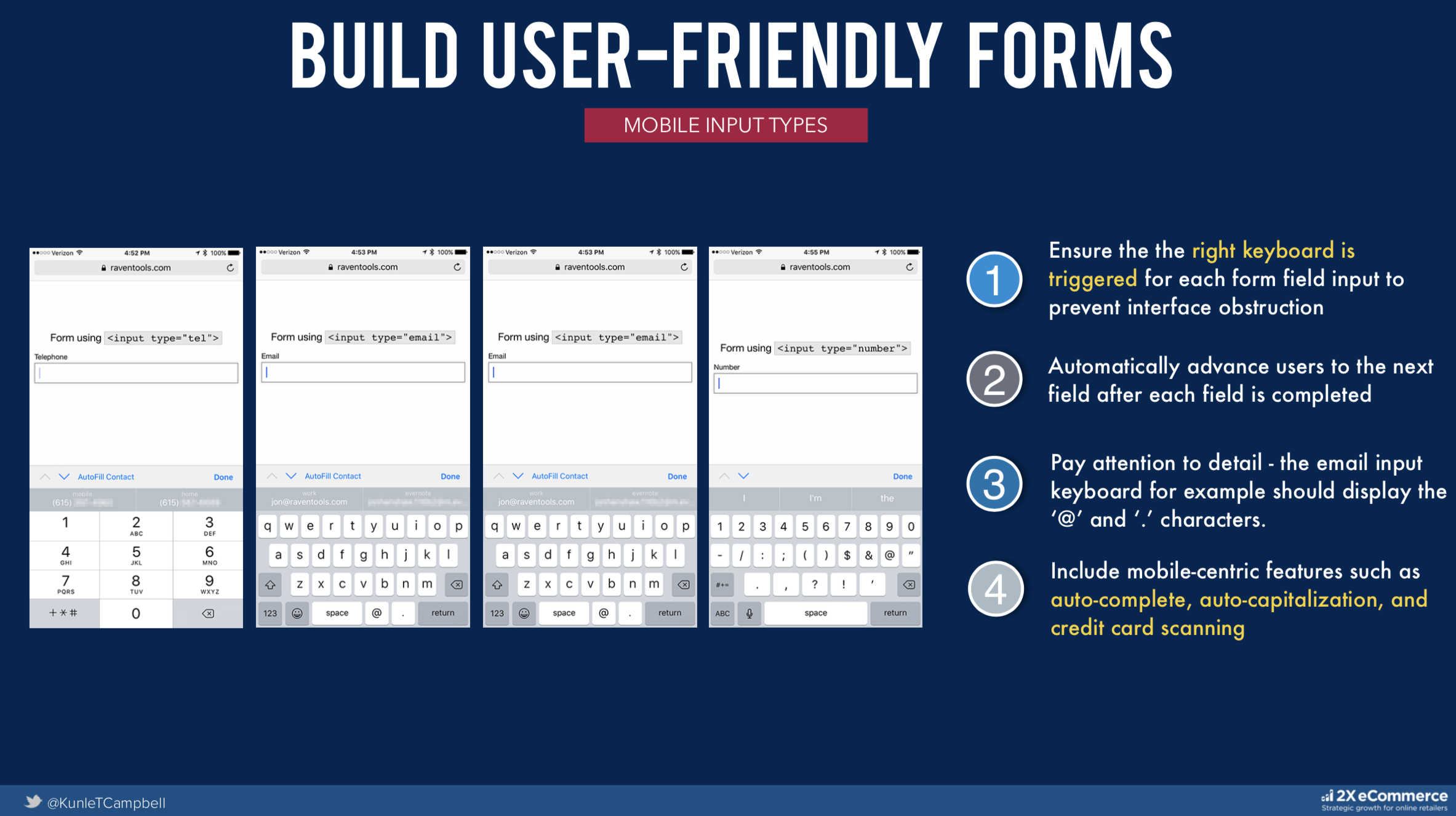 Facebook notes on building user-friendly forms