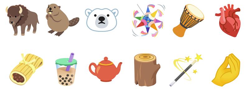 Emoji de Google