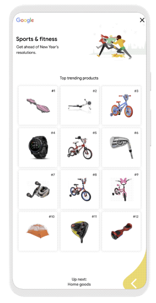 Google Shopping 100