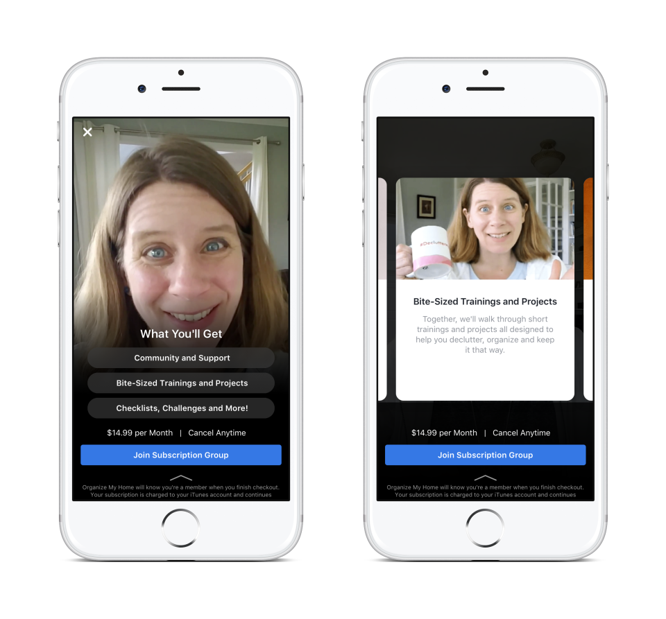 Facebook's Testing a New Way for Group Admins to Charge for Access to Exclusive Content | Social Media Today