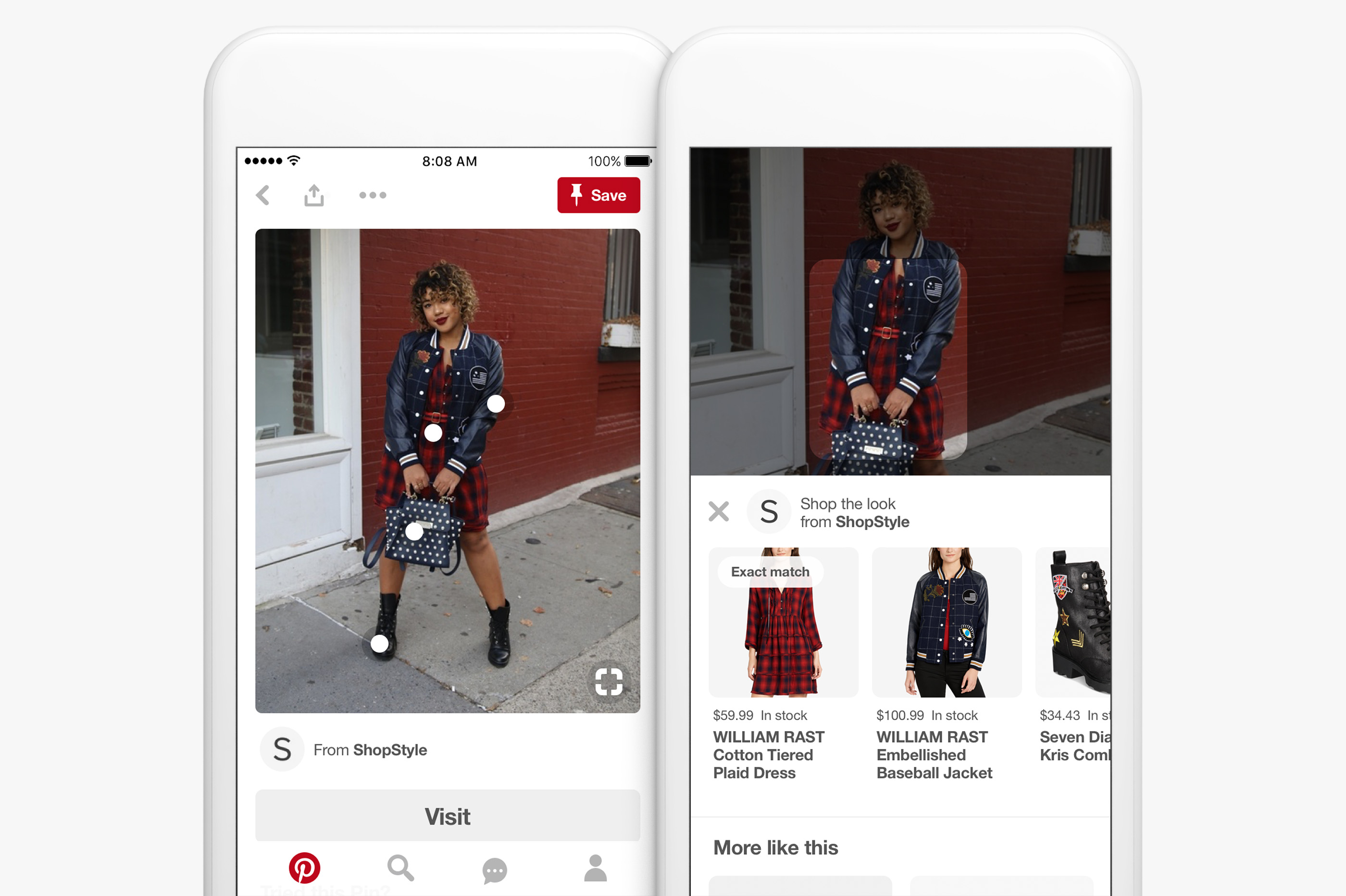 Pinterest Adds New Discovery Options, Including 'Lens Your Look' and 'Pincodes' | Social Media Today