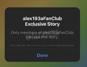 , Instagram Is Testing Collectibles and Fan Club Stories