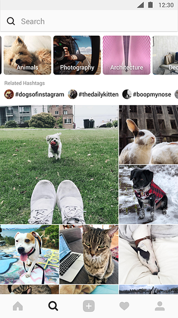 Instagram Explains How its Algorithm Works in New Briefing | Social Media Today