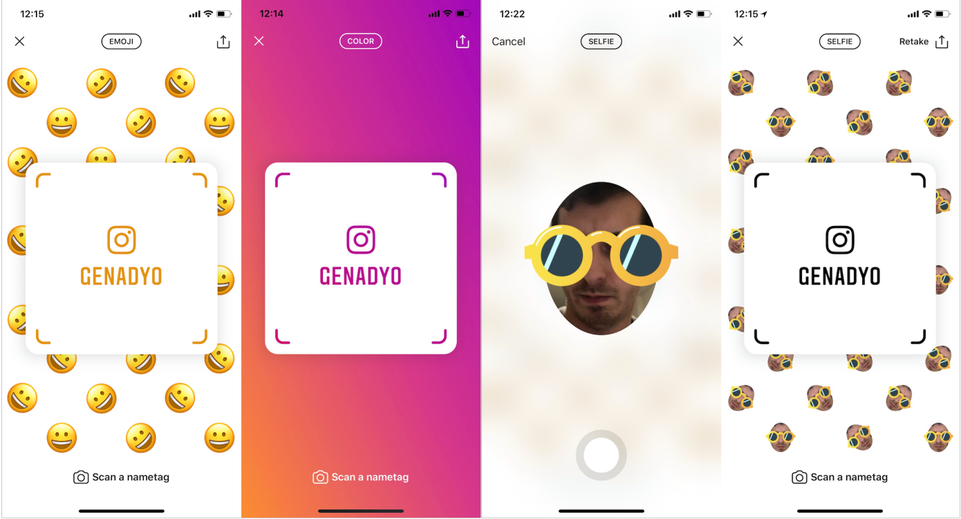 Instagram's Testing 'Nametag' Codes to Promote Accounts