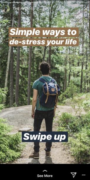 10 maneras de mejorar tus historias de Instagram Contenido | Social Media Today