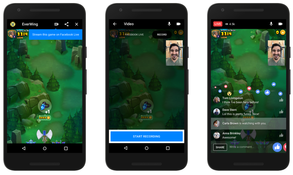 Facebook Adds Live-Stream 'Tipping' for Gaming Content | Social Media Today