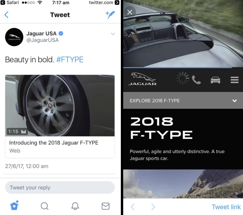 Twitter Adds New Video Website Card to Provide More Immersive Ad Experience | Social Media Today
