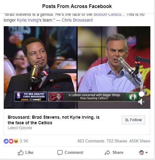 Facebook Continues to Test News Feed Options to Prompt More Engagement | Social Media Today