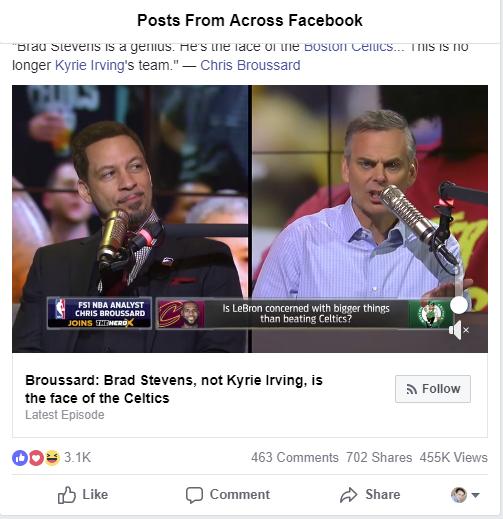 Facebook continúa probando las opciones de noticias para solicitar más compromiso | Social Media Today