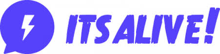 ItsAlive logo