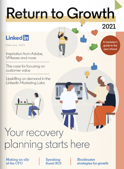 LinkedIn Return to Growth magazine