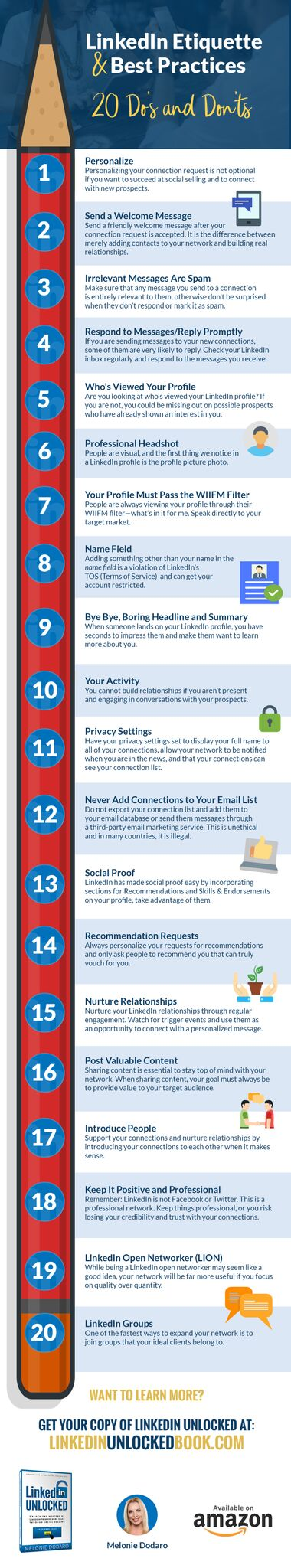 LinkedIn Etiquette & Best Practices – 20 Do's and Dont's [Infographic]