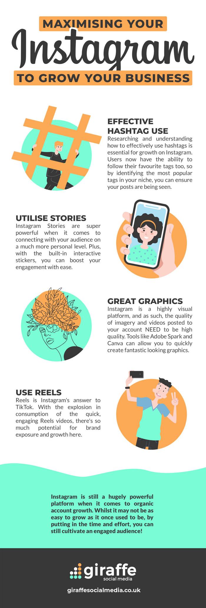 Instagram engagement tips