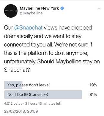 Snapchat's Redesign Criticism Continues, and May Have Broader Scale Impacts | Social Media Today