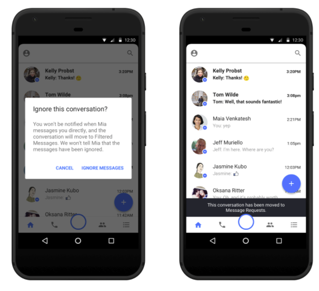 Facebook Adds New Anti-Harassment Tools to Messenger | Social Media Today