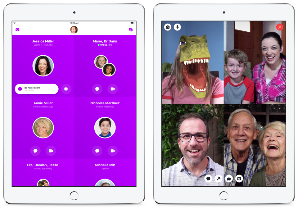Facebook Launches Messenger Kids to Connect Younger Users to Online Chat | Social Media Today