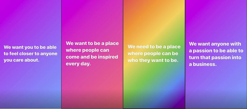 Adam Mosseri Instagram Story