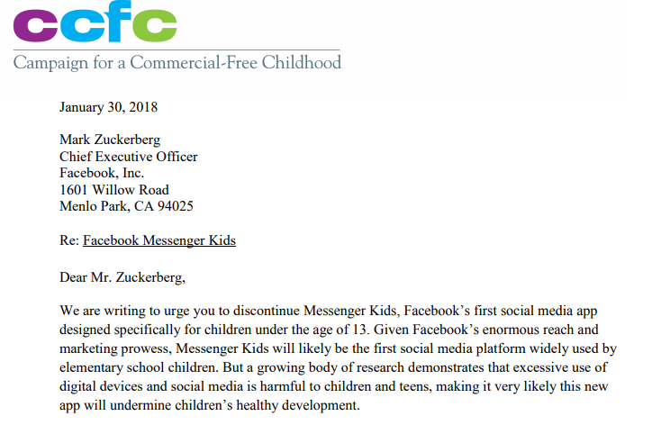 Facebook Launches Messenger Kids on Android Amid Rising Controversy Around the App | Social Media Today