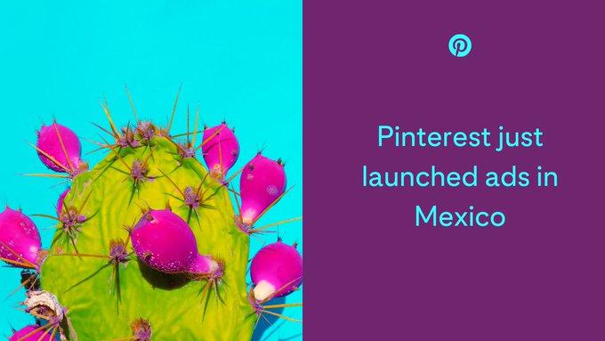 Pinterest Mexico