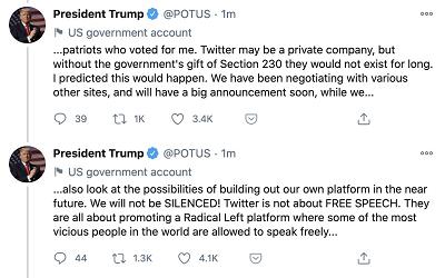 Президент трамп на @potus