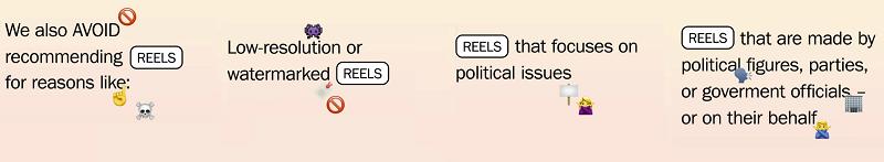 Instagram Reels algorithm