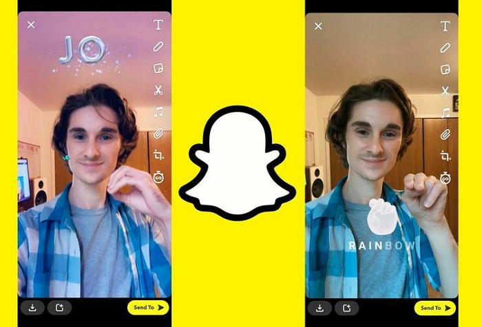 Snapchat ASL Lens