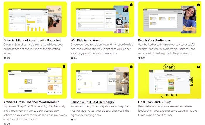 , Get Certified Through Snap Focus