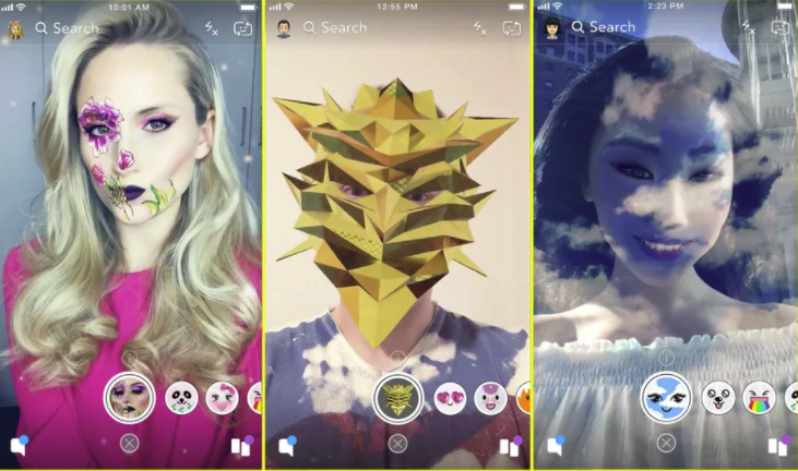 Snapchat Adds Advanced Lens Creation to Lens Studio