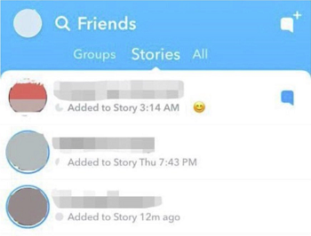 Snapchat Adds GIF Stickers, New Tabs to Address Concerns with Re-Design | Social Media Today