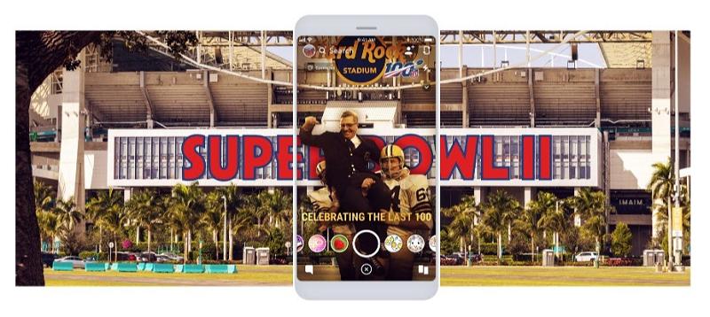 Snapchat Super Bowl