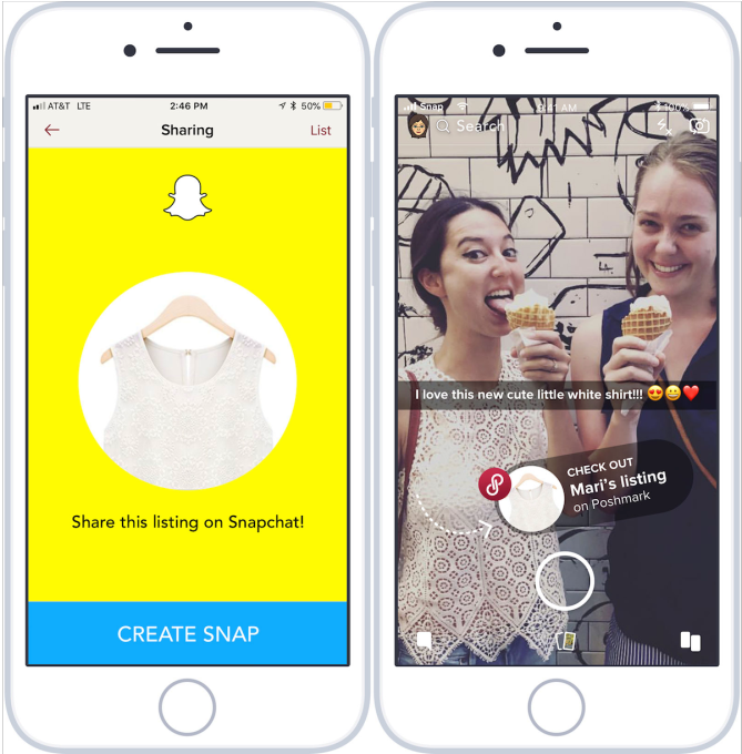 Snapchat Launches 'SnapKit' Developer Platform to Expand In-App Functionality | Social Media Today