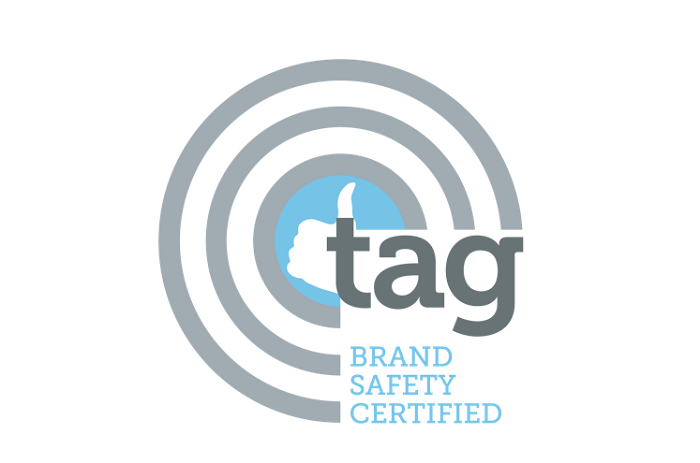 TAG Brand Safety stamp