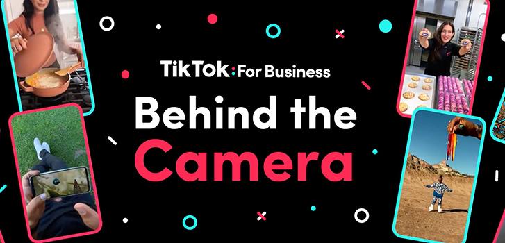 TikTok Behind the Camera