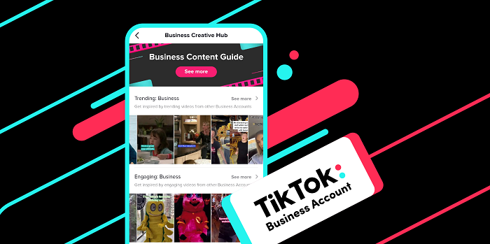 TikTok Business Creative Hub