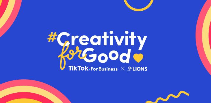 TikTok creativity for good