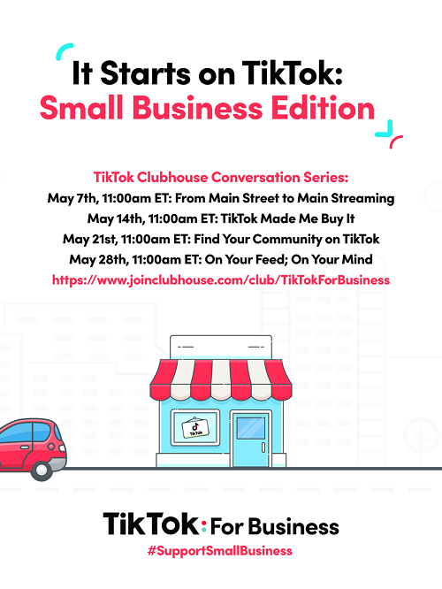 TikTok Small Business Month