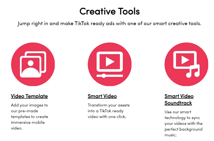TikTok Small Business Resource Center