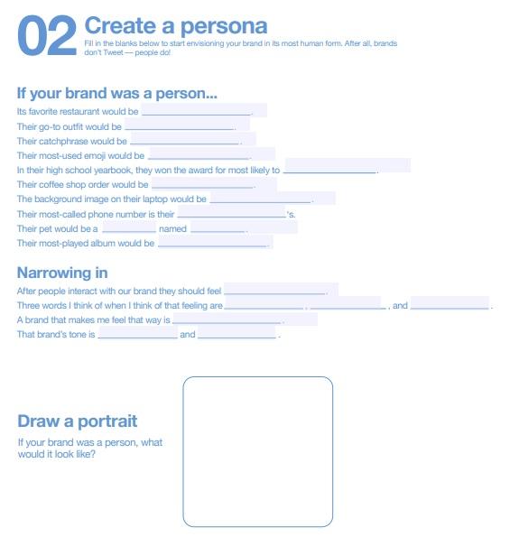 Twitter branding guide
