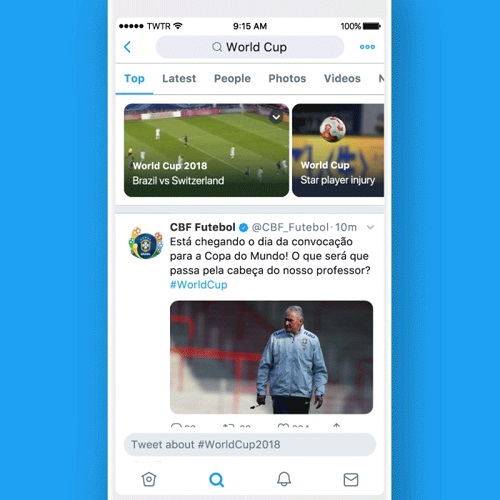 Twitter Announces Major Updates for Content Discovery and Real-Time Alerts | Social Media Today