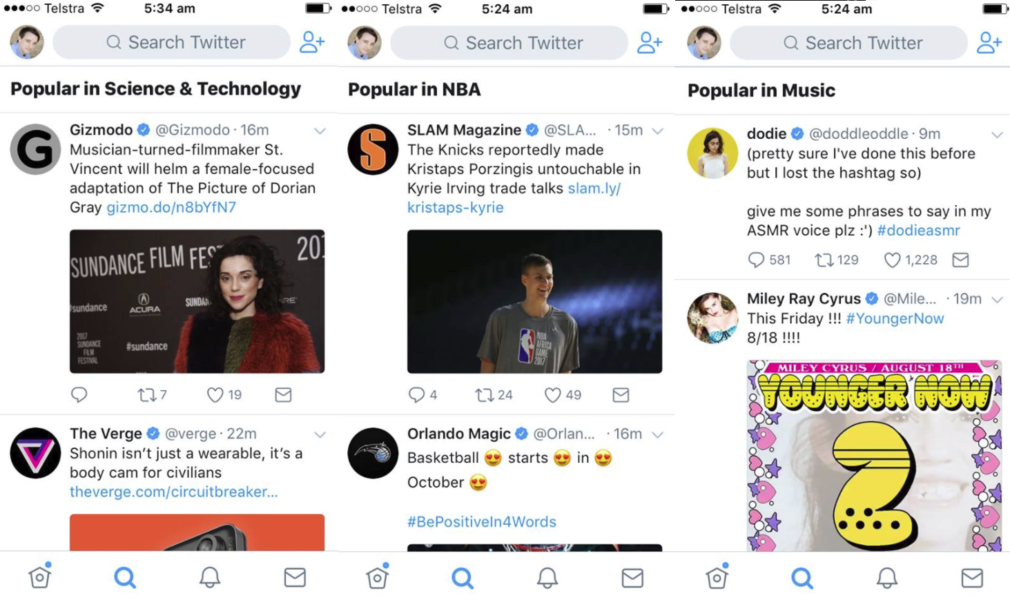 Twitter's Adding More Notification Types to Boost Awareness and Engagement | Social Media Today