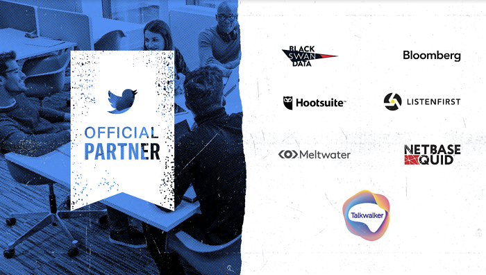 Twitter Partners announcement