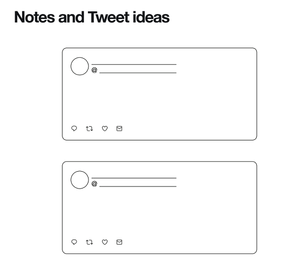 Twitter Playbook example