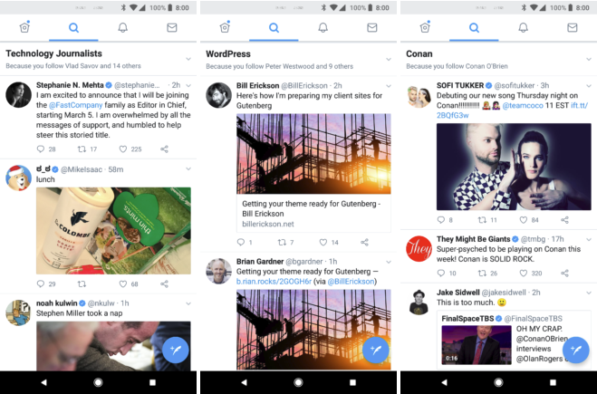Twitter's Providing More Context in Explore Tab Listings, Highlighting Why Topics are Shown | Social Media Today